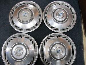"""1981 1982 Buick Regal hubcap 81 Regal Hubcaps 82 Regal Wheel Covers 14"""" OEM"""