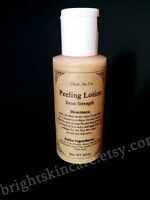 Peeling Lotion High Strength Dark Spots Skin Bleaching Whitening Exfoliation