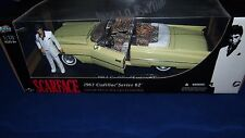 Jada 1963 Cadillac Series 62 Scarface Limited Edition 1:18 Die Cast AL PACINO