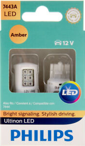 Turn Signal Light Philips 7443ALED