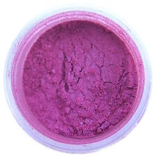 Rose Pink Metallic Luster Dust 4g for Cake Decorating, Fondant, Gum Paste