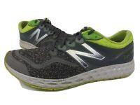 New Balance Fresh Foam Zante Gray Volt Green Running Shoe Men's Size 12