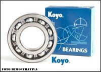 KIT 2 CUSCINETTI BANCO KOYO  KAWASAKI KX 125 1994 1995 1996 1997 1998 1999