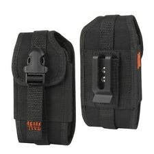 Heavy Duty Buckle Pouch for iPhone 4/4s Belt Clip Case Holster& Card Holder 2in1
