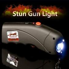 Electro Shocker Self-defense Electric Shock LED Flashlight Cheetah 2,5 MIL USB