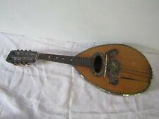 ancienne mandoline cythare