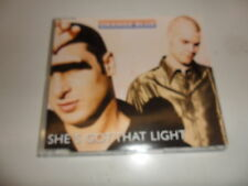 CD Orange Blue – she's got that Light