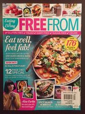 Free From Eat Well Gluten-free Diet Special Low Cal Jan/Feb 2016 FREE SHIPPING