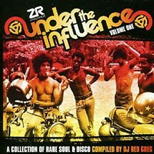 Various Artists - Under The Influence Vol1 Compiled by DJ Red Greg CD