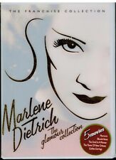 Marlene Dietrich: The Glamour Collection (DVD, 2006, 2-Disc Set, The... NEW SS