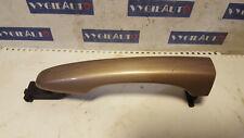 2012 VOLVO V40 S60 V60 DOOR HANDLE 31276437 COLOR RAW COPPER OEM