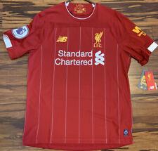 Liverpool LFC Jersey Kit 19-20 Henderson Med