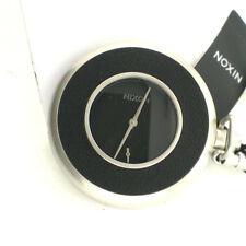 Nixon Mens Highball A156000 Mechanical Watch Analog Stainless Steel Black