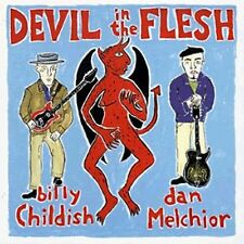 Billy Childish - Devil in the Flesh [New CD]
