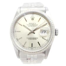 ROLEX OYSTER PERPETUAL DATEJUST Ref.16234 Self-winding Wristwatch Watch 32074