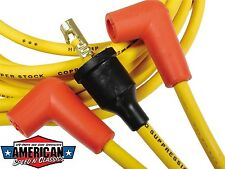 Zündkabel Set Universal Gelb ACCEL 4039 bright yellow 8mm Ford Mopar Chevy Rod