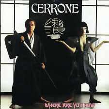 CERRONE - X (WHERE ARE YOU NOW) NEW CD