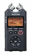 TASCAM DR-40 Linear PCM 4-Track Handheld Portable Audio Recorder w/ 2GB SD Card