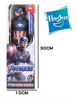 12' Hasbro Marvel Avengers Titan Hero Captain America Infinity Action Figure Toy