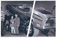 "1970s NHRA Drag Racing-Gary Bolger's ""GOLD DIGGER""-71 Mustang-AA/Funny Car-HEMI"