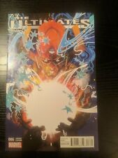 ULTIMATES #6 1:20 WARD VARIANT GALACTUS 1ST COVER LIFEBRINGER NM BIG PHOTOS!