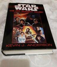 Star Wars: The Jedi Academy Trilogy Kevin J Anderson (HC, 1994)