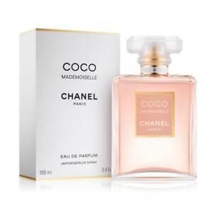 COCO MADEMOISELLE By Chanel For Women 3.4 oz/100ml Eau de Parfum New Sealed