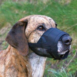 Trixie Adjustable Dog Muzzle With Net Insert, Polyester - 5 Sizes