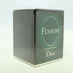 Dior Poison 30 ml Eau de Toilette NEU & OVP 30ml EDT Spray