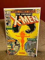 Uncanny X-Men #125 VF- Newsstand Dark Phoenix 1st Mutant X Proteus Key Issue