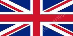 UNION JACK FLAG - UNITED KINGDOM NATIONAL FLAGS - Hand, 3x2, 5x3, 8x5 Feet