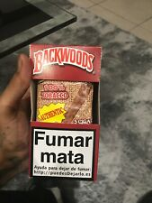 Backwoods Cigars (Tous Parfum !)