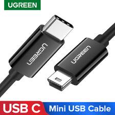 Ugreen USB C to Mini USB Cable Mini USB Type C Adapter for MacBook pro Camera 1M