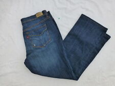 WOMENS LEVIS 505 STRAIGHT LEG JEANS SIZE 10x26 #W2199