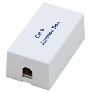Cat6 IDC Junction Box Inline Punchdown Coupler Joiner