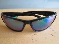 Dasoon black frame mirror sunglasses. SZ8320.