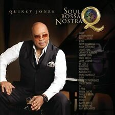 Q: Soul Bossa Nostra 2010 by Quincy Jones Ex-library - Disc Only No Case