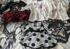 Baby Girl Clothes 3-6 Months 4 Piece Lot Fall