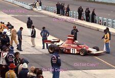 Clay Regazzoni Ferrari 312 B3 USA Grand Prix 1974 Photograph 1