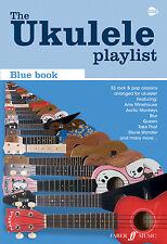 The Ukulele Playlist Blue Pop Rock UKE Chord Learn to Play FABER Music BOOK