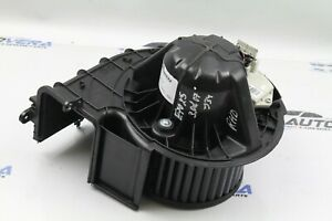 BMW E70 X5 E71 X6 HEATER FAN BLOWER REGULATOR & MOTOR RHD