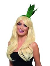 Pineapple Stalk Glitter Headband, Fancy Dress, One Size