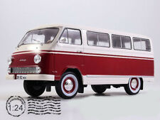 RAF-977DM Latvia Soviet Cabover Van 1/24 Scale 1968 Year Collectible Model Car