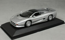 Minichamps Maxichamps Jaguar XJ220 in Silver 1991 940102221 1/43 NEW