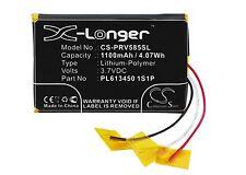 3.7V battery for Prestigio GeoVision 5850HDDVR Li-Polymer NEW