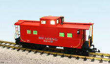 USA Trains 12168 G Scale Center Cupola Caboose Reading
