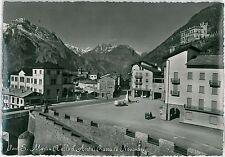 CARTOLINA d'Epoca AOSTA provincia - Pont-Saint-Martin 1955