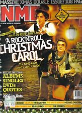 NME 20 Dicembre 2003 Xmas Double Issue Libertines Best of the Year Coldplay CP