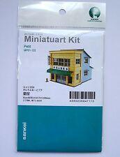 Sankei Z Scale MP01-122 Petit 1/220 Paper Craft