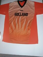 PRE-OWNED  HOLLAND NETHERLANDS SOCCER JERSEY MENS. Size L